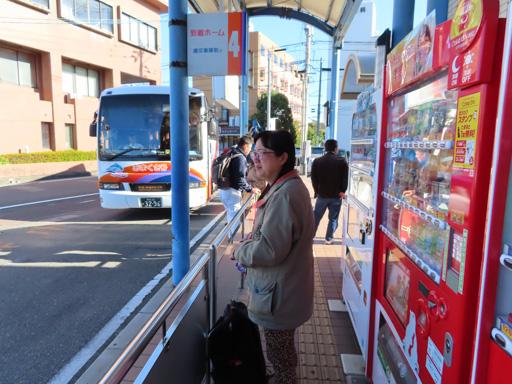 天草下島 本渡巴士中心
