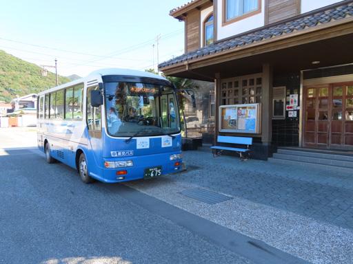 天草下島 下田溫泉巴士站