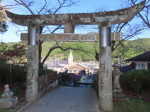 天草﨑津集落‧諏訪神社