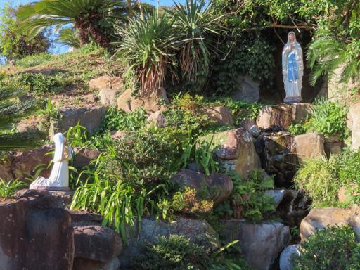 天草‧大江天主堂‧聖母瑪利亞聖像