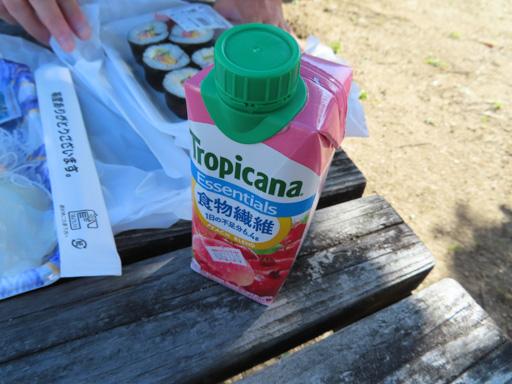 天草‧下田溫泉 超級市場買的飲料