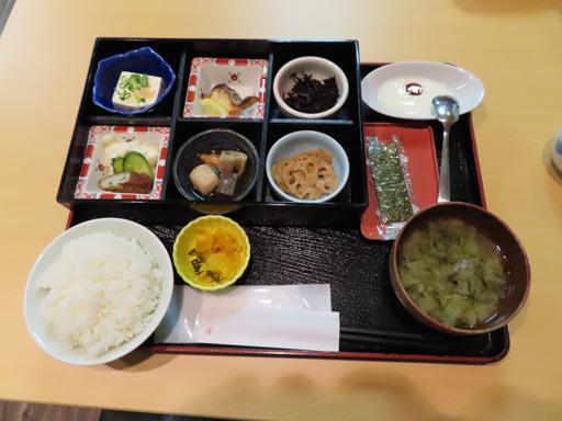 苓北町‧富岡港四季咲館 早餐