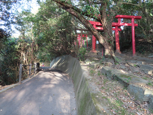 步行上 苓北町‧富岡城跡