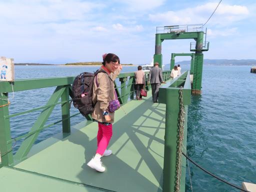 富岡港乘船場