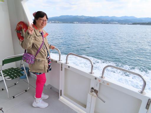 富岡港乘船往長崎市‧茂木港