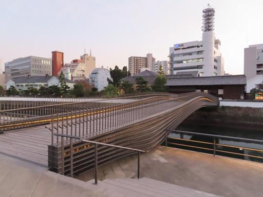 長崎中島川‧出島表門橋