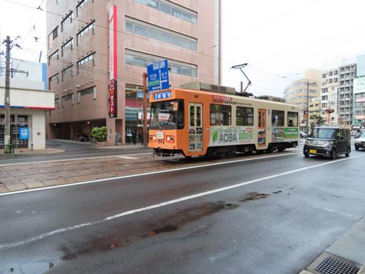 長崎市‧春雨通り