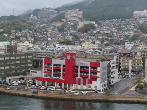 長崎縣廳8F免費展望台眺望長崎市