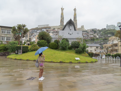 長崎 西坂公園‧聖フィリッポ西坂教会