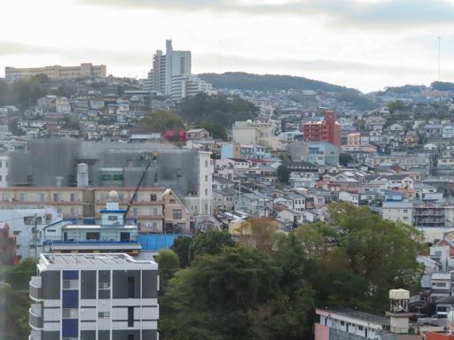 長崎市早上