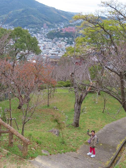 長崎立山公園