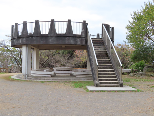 長崎立山公園展望台