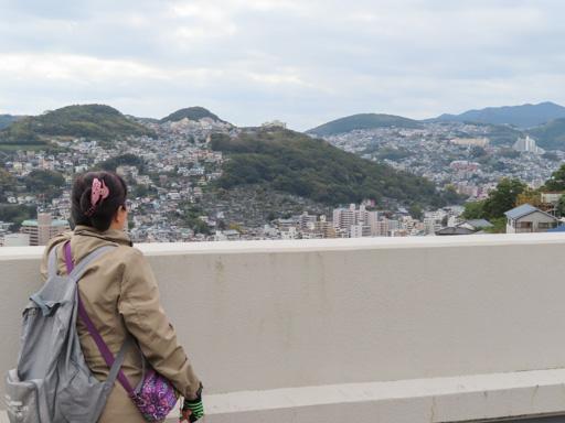 長崎西山本町眺望長崎市