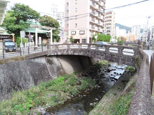 長崎中島川‧高麗橋