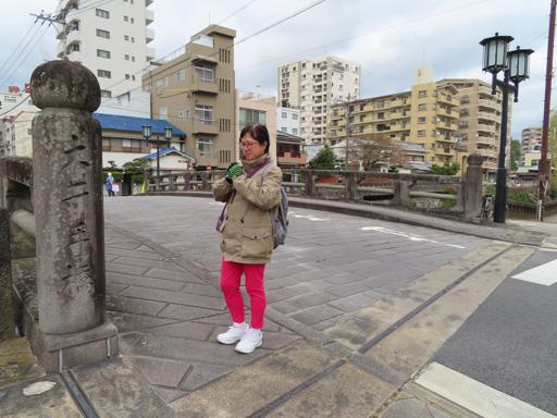 長崎中島川‧大井手橋