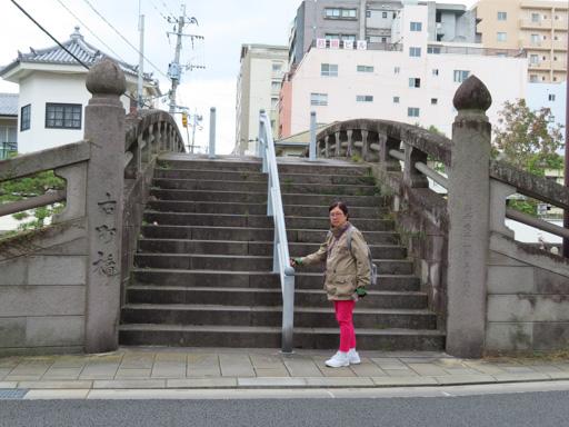 長崎中島川‧古町橋