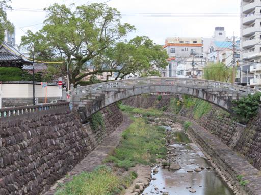 長崎市‧一覽橋