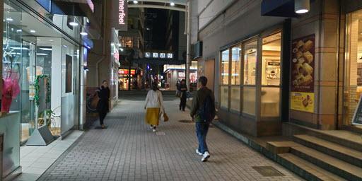 長崎 西浜通り