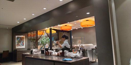 Dormy Inn 飯店免費醬油拉麵宵夜