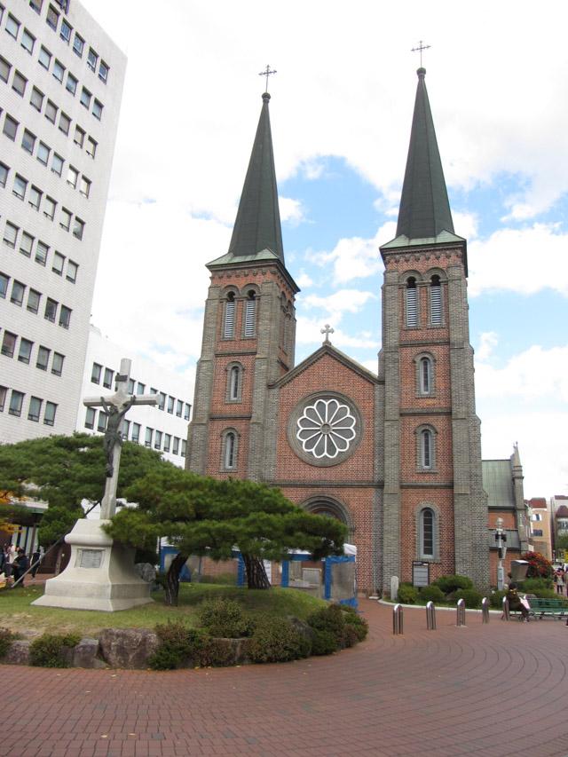 大邱桂山主教座大天主教堂