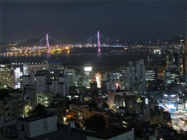 釜山望洋路 灜洲天空眼展望台