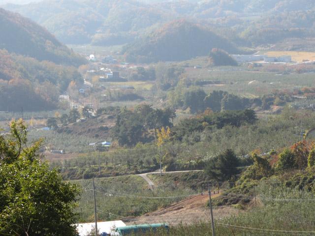 韓國榮州 浮石寺 觀音殿 (관음전 / Gwaneumjeon Hall) 眺望