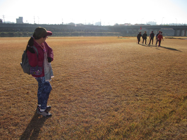 韓國榮州 西川畔公園 高爾夫球場