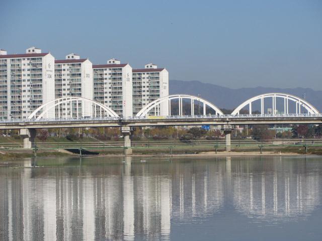 韓國榮州西川 迎日橋 (영일교)