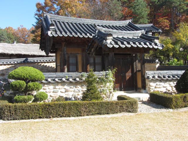 韓國榮州 水島村