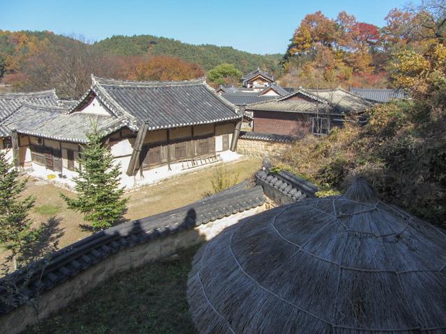 韓國榮州 水島村 清退亭展望台