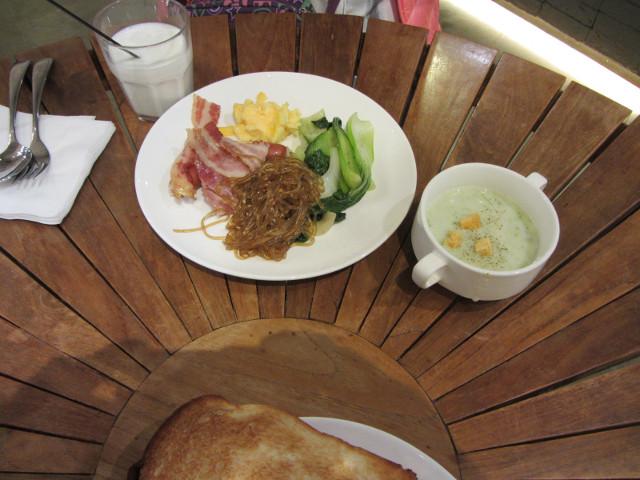 首爾明洞 Wons Ville 飯店 餐廳 自助早餐