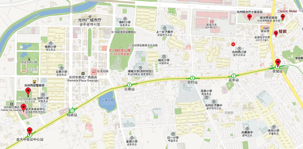 korea-gwangju-tour-map-2