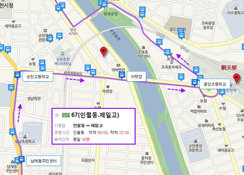 suncheonbay-back-to-hotel-bus-no-67-routes-03