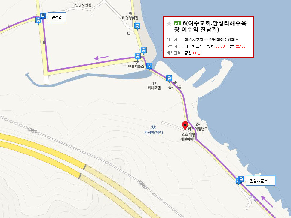 yeosu-city-bus-no-6-route-02