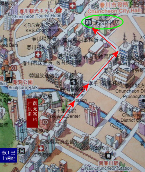 chuncheon-myeong-dong-map