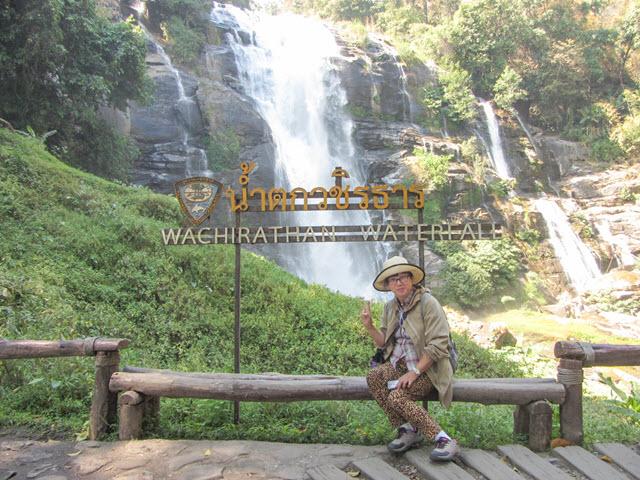 茵他儂國家公園瀑布