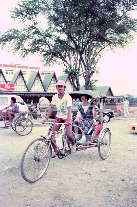 泰國 北碧府 市區