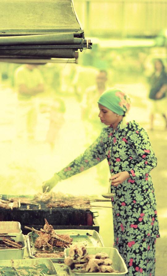 馬來西亞東岸 Kota Bharu 路邊小吃