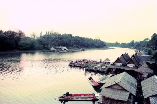泰國 北碧府 桂河橋 (River Kwai Bridge)