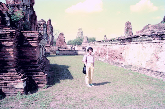 曼谷北部歷史名城 - 大城(Ayutthaya)