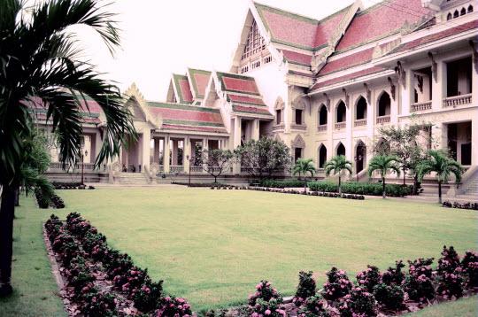 泰國曼谷朱拉隆功大學