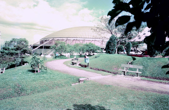 馬來西亞吉隆坡 (Kuala Lumpur) 國家體育館