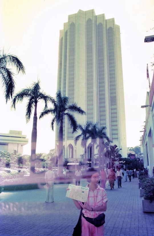 馬來西亞吉隆坡Jalan Tun Perak 旅遊咨詢中心