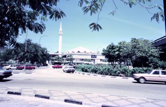 馬來西亞吉隆坡 國家清真寺 Masjid Negara (National Mosque)