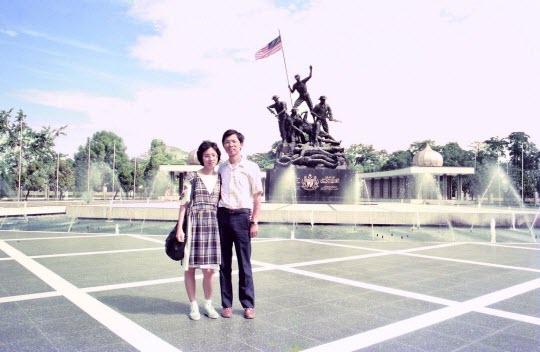 馬來西亞吉隆坡 國家英雄紀念碑 (National Monument)
