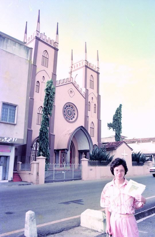 馬來西亞馬六甲聖芳濟教堂 (Francis Xavier's Church)