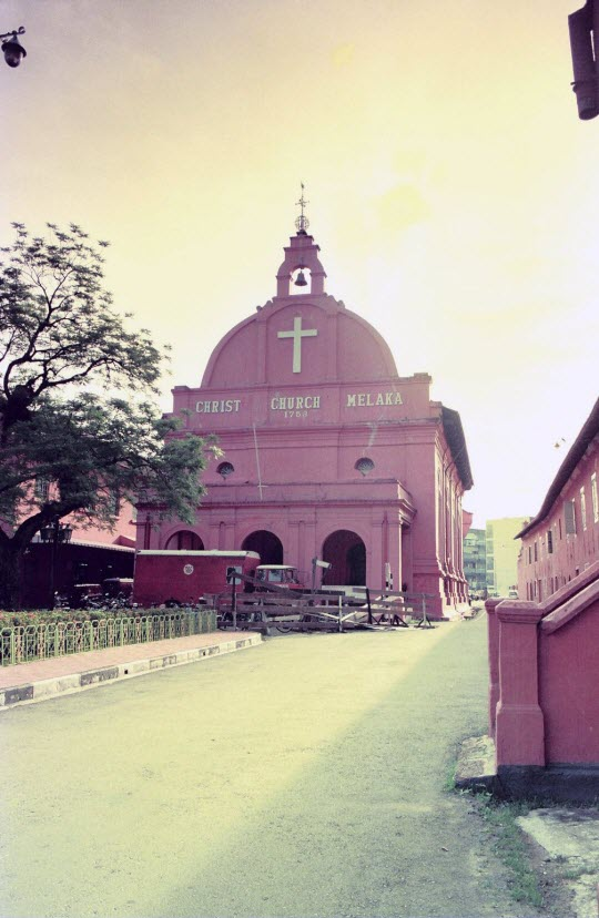 馬來西亞馬六甲基督教堂 (Christ Church Melaka)