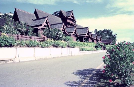 馬來西亞馬六甲蘇丹皇宮(Melaka Sultanate Palace)