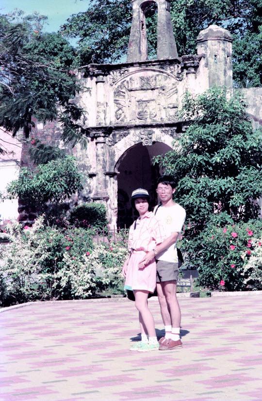 馬來西亞聖地牙哥城堡 (Porta de Santiago)
