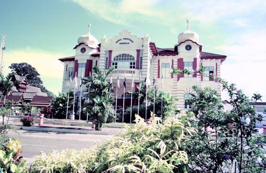 馬來西亞馬六甲獨立宣言紀念館 (Proclamation of Independance Memorial)